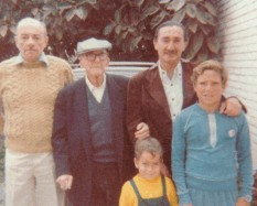 Jorge Juan, Juan Pardo, Meme and sons